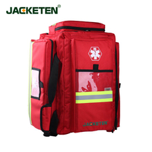 JACKETEN Travel first aid kit contents Outdoor First Aid bag-JKT023 A variety of carrying methods Two colors are available