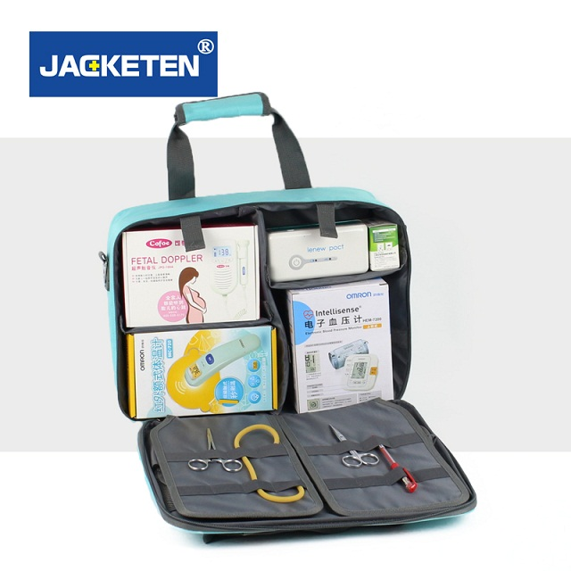 JACKETEN Medical first aid kit safety kit emergency survival services kit bag