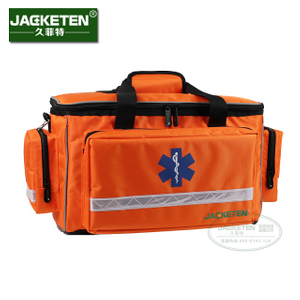 JACKTEN Safety first aid kit Fire emergency bag first responder kit