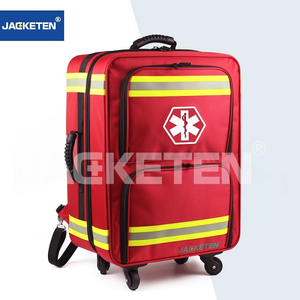 JACKETEN FIRST AID KIT EMS FOR EMERGENCY AMBULANCE Backpack Trolley case