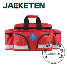 JACKETEN Emergency Medical First Aid Kit-JKT013 A plurality of small pocket