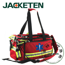 JACKETEN The Firefighter Bag-JKT014 Professional First Aid Bag Multifunctional Medical Mmergency Bag Receipt